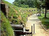 徳津鎮南庄砲台の写真