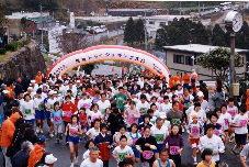 長島トライジョギング大会1
